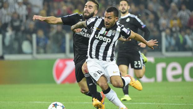 El Real Madrid y la Juventus ya se vieron las caras en 2015