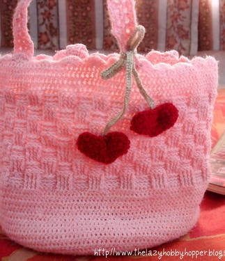 OMG Pink Sweetheart Bag