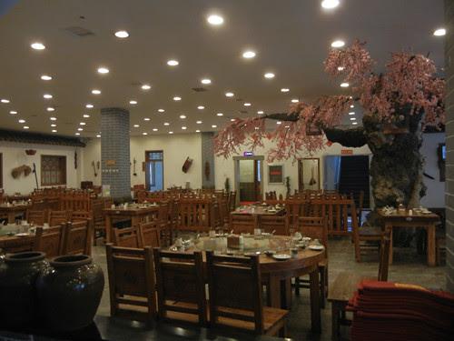 DSCN0109 _ Restaurant, Shenyang, September 2013