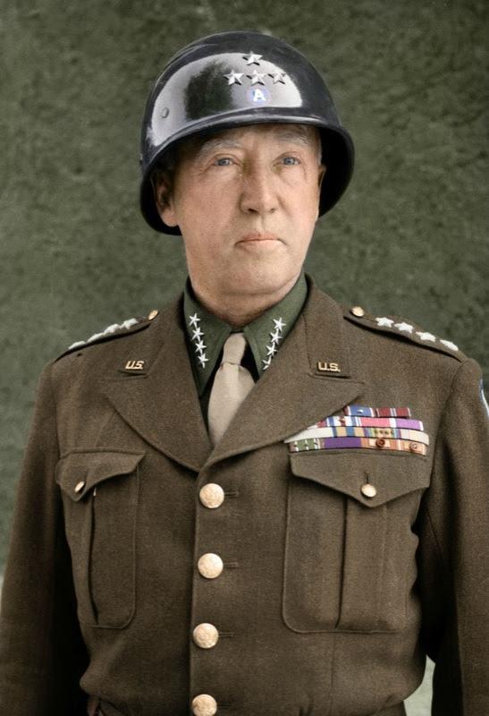 Αποτέλεσμα εικόνας για US general George Patton