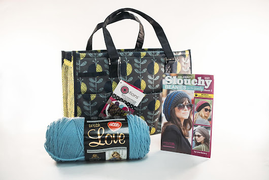 Creative Options Signature Tote and Yarn