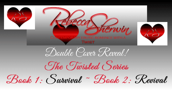 Photo Banner, photo of the logo for Rebecca Sherwin, author