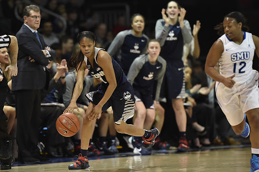Blowouts Cost UConn Starters Playing Time, And Shot At Milestones