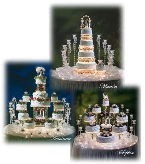 Unique Elegant Wedding Cakes