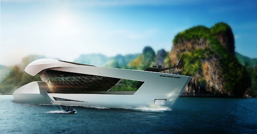 CF8:  NOT YOUR AVERAGE SUPERYACHT