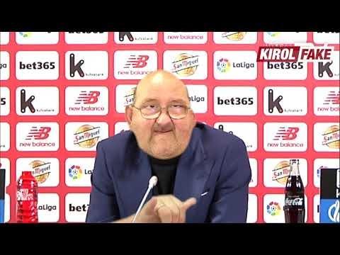 El Dandy de Barcelona, nuevo entrenador del Athletic