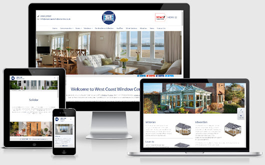 New Website for West Coast Window Centre