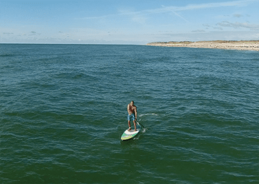 JP Hybrid 11.6 im SUP Board Test • SUPERFLAVOR SURF MAGAZINE - WIND WAVE SUP