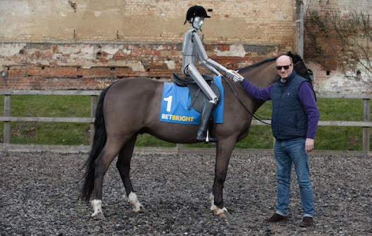 Why robot 'jockey' stunt is not all it seems: H&H finds out the truth - Horse & Hound