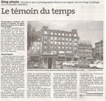 ARTICLE l' E