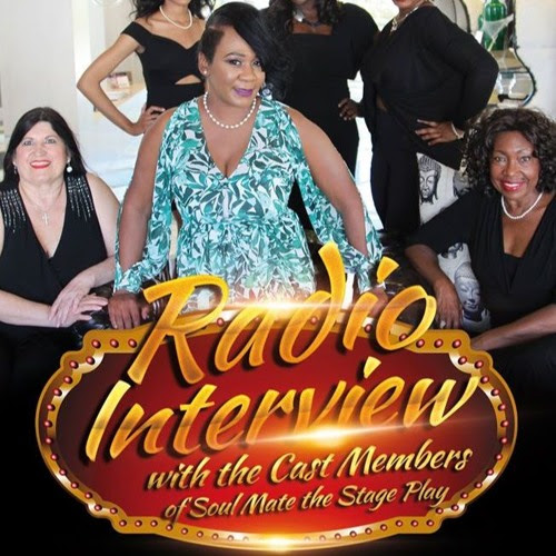 Soul Mate Stage Play Interview On His Hop Radio! by Sam His-Hop Stewart