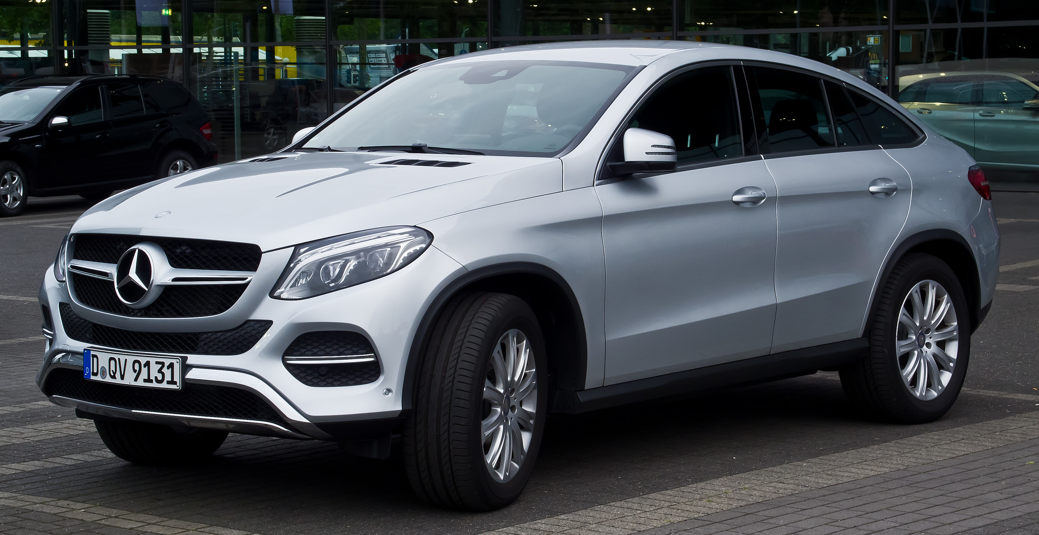 Mercedes-Benz GLE Coupe - Wikiwand