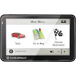 "Rand McNally Road Explorer 7 GPS Navigator - 7"" Display - Canada/USA"