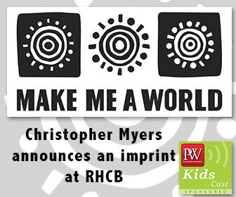 PW KidsCast: A Conversation with Christopher Myers