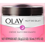 Olay Night of Olay Firming Night Cream - 1.9 fl oz jar