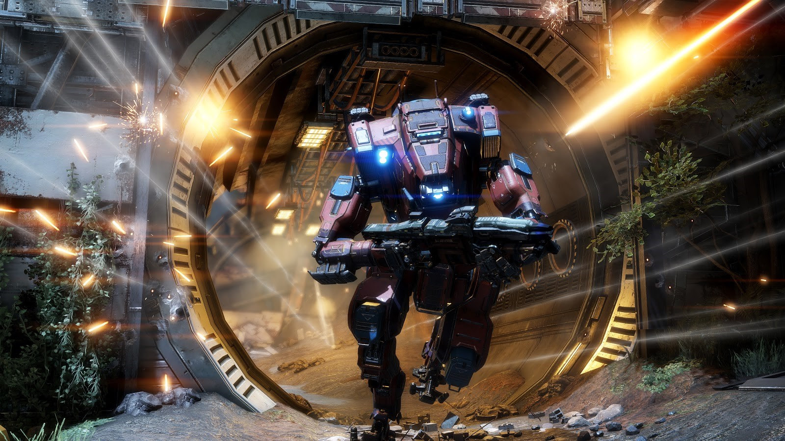 Monarch's Reign brings another Titan and map to Titanfall 2 today screenshot