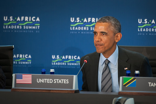 Obama's Fading Footprint in Africa - Diplomatic Courier