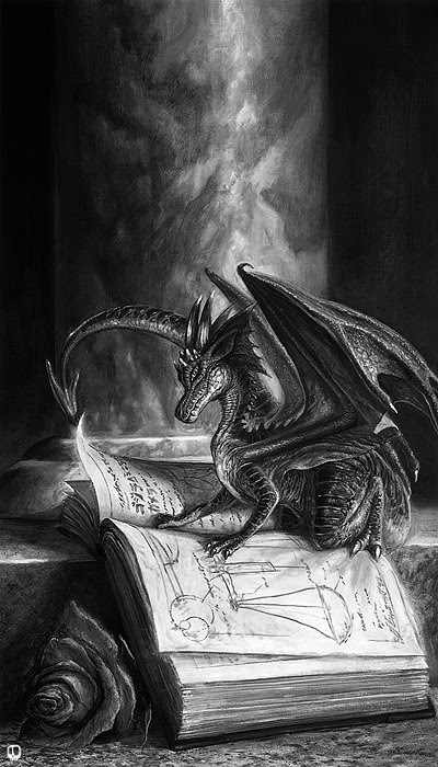 Read a book and you'll never know what will pop up from the page. Dragons, monsters, and lovers might fill your imagination. You will never be alone again.