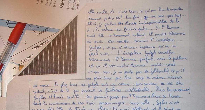 Exemple De Sujet De Dissertation Français - Le Meilleur ...