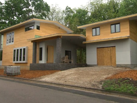 Neighbors want architect's dream home torn down: 'It's devastating' - Money - TODAY.com