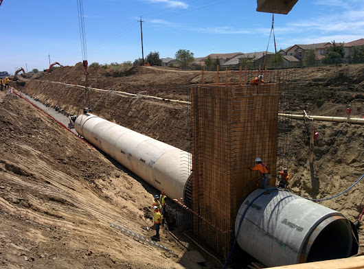 Big pipeline to protect water lifeline for 500,000 East Bay residents is OK'd