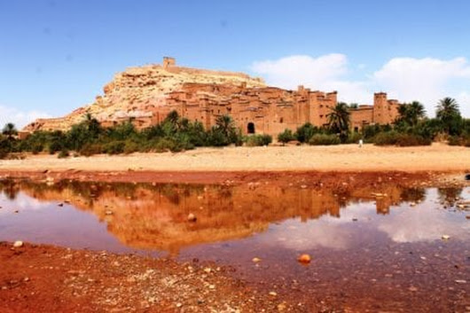 Ait Ben Haddou: Hollywood of Africa - Earths Pilgrim - Travel Blog
