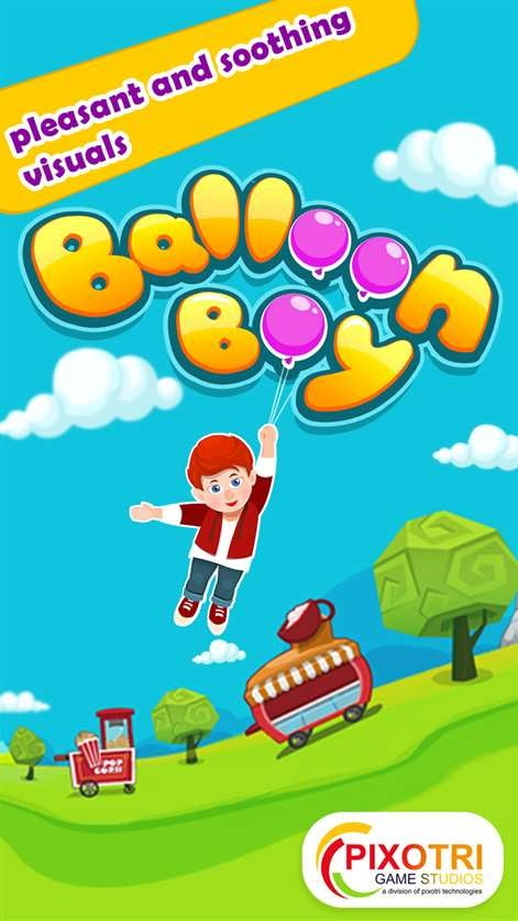 The Balloon Boy – Games on Microsoft Store