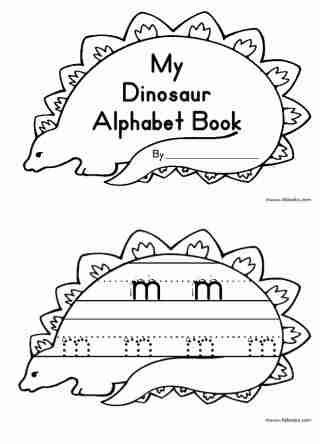 My Dinosaur Alphabet Books