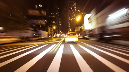 Watch as a driver in Manhattan makes 240 consecutive green lights