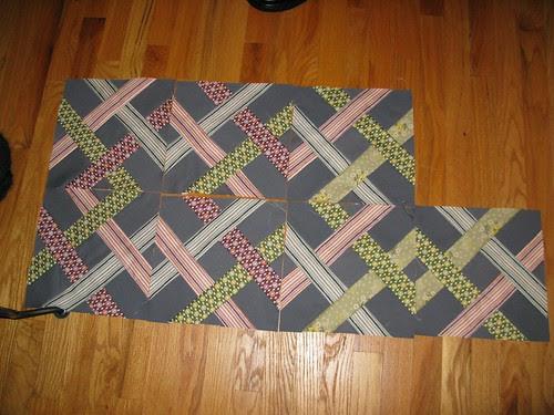 woven blocks!