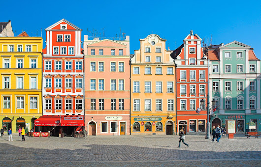 Why You Should Visit Wroclaw—The Polish City You've Never Heard Of (And Probably Can't Pronounce)