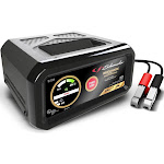 Schumacher SC1339 Fully Automatic Battery Charger, 10A, 12V