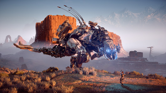Horizon Zero Dawn Day One Patch Will Add A Performance Mode For 'Smoother Frame Rate'