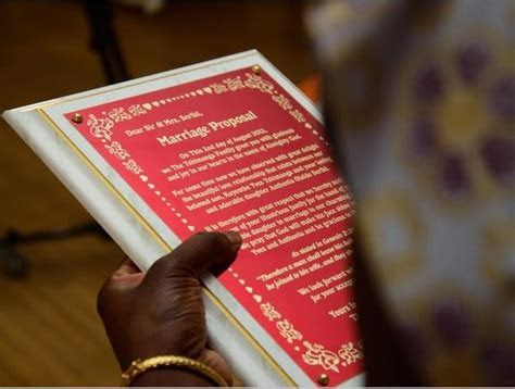 24 best Yoruba Proposal/Acceptance Letters images on
