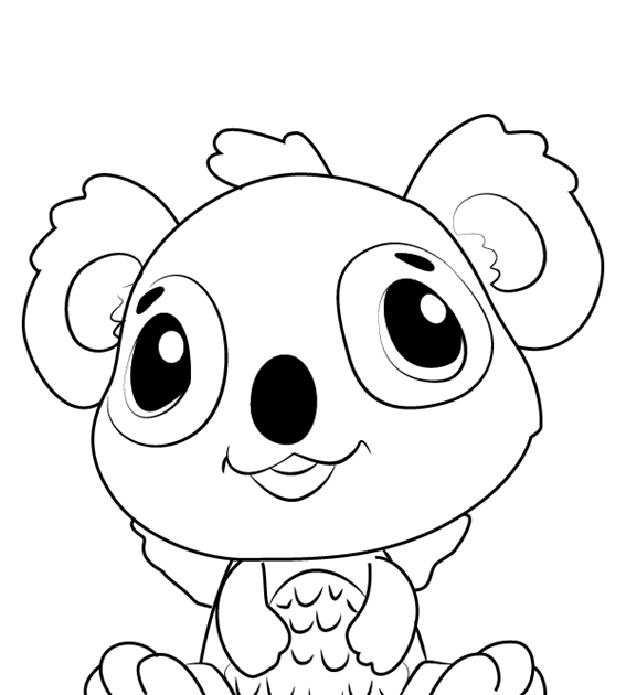 - Hatchimal Coloring Pages - Coloring Pages Kids 2019
