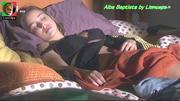 Alba Baptista sensual em lingerie na novela Jogo Duplo