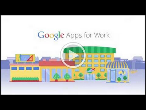 4 Reasons Why Your Small Business Needs Google Apps for Work