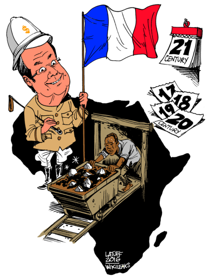 WikiLeaks - The New Dirty War for Africa's uranium and mineral rights