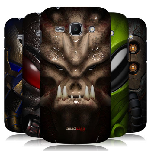 Head Case Designs Alienate Hard Back Case Cover for Samsung Galaxy Ace 3 S7270