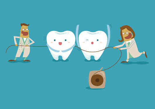 Social marketing and the Great Flossing Scare