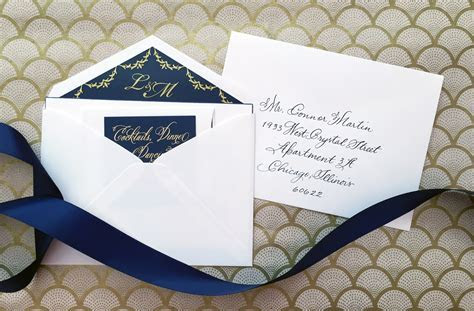 Nico and LaLa: Wedding Invitation Etiquette: Inner and