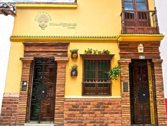 Hotel Muisca Reviews