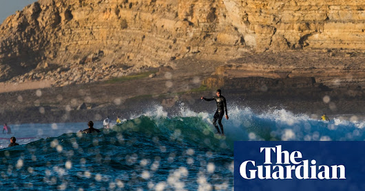 The best places to surf, stay and eat on Portugal's coast | Travel | The Guardian