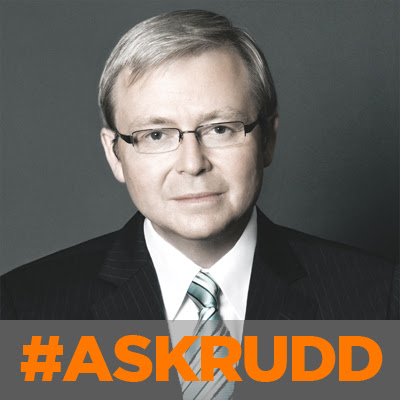 Recording of our #askrudd Q&A