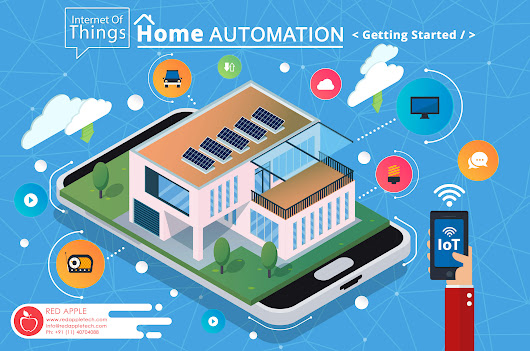 Internet of Things (IoT) : Advantages of Home Automation using IoT
