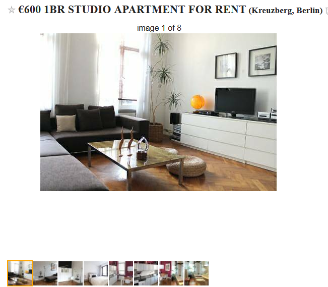 Craigslist Apt Rent: Wohnungsbetrug.blogspot.com: Warning! Scam On Craigslist