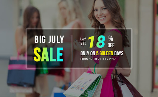SALE OFF storm for July - CMSMART Magento - Virtuemart Blogs