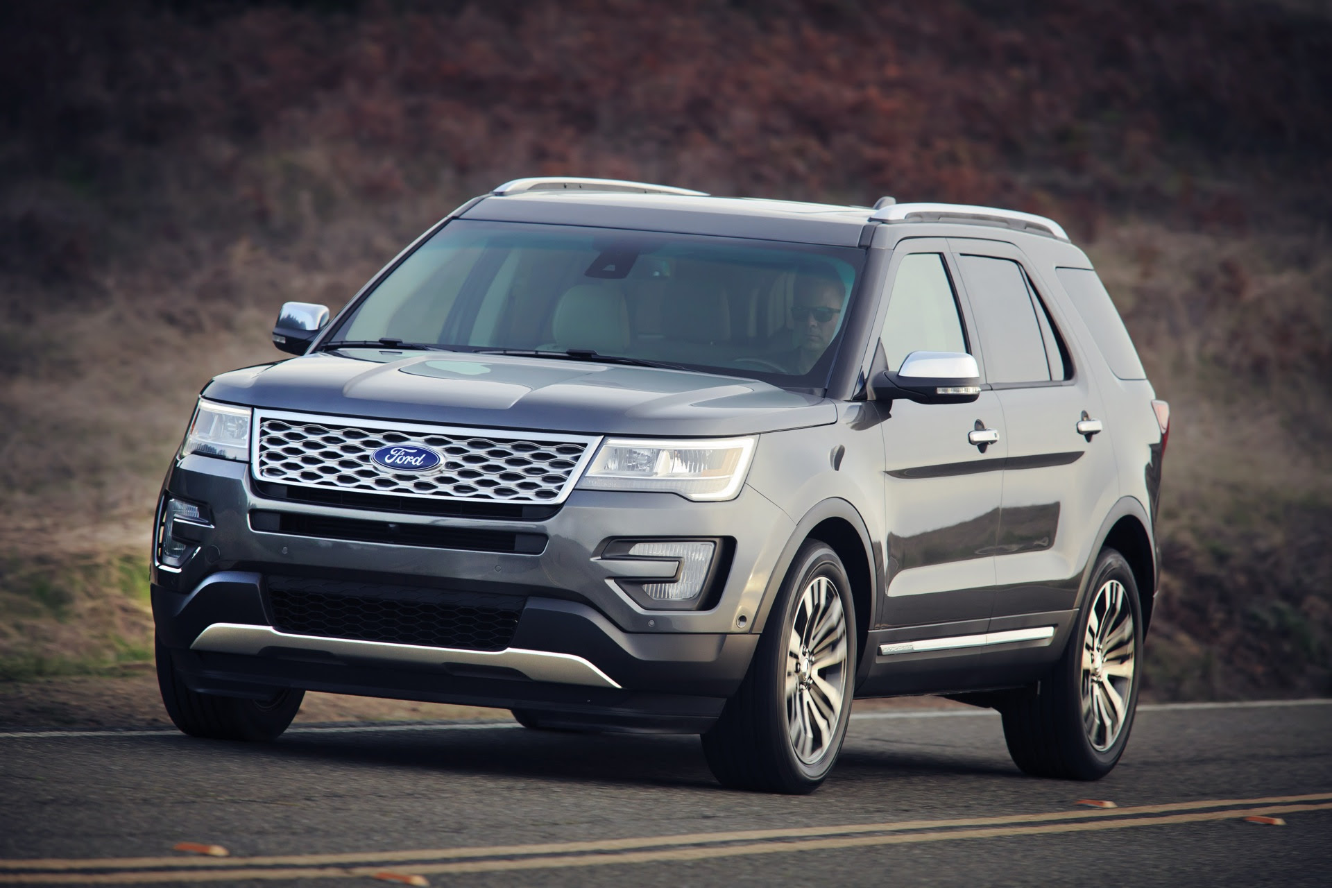 2016 Ford Explorer Review, Ratings, Specs, Prices, and ...