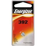 Energizer 392BPZ Silver Oxide 1.55 V 42 mAh Zero Mercury Battery