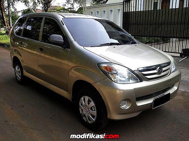 770 Cara Modifikasi Mobil Xenia Silver HD